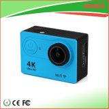 Ultra 4k WiFi Vorgangs-Kamera mit Wasser-beständigem der Bildschirmanzeige-2inch