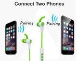 De Hoofdtelefoon van Earbuds van Bluetooth voor Hoge Correcte Kwaliteit met Super Baarzen