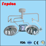 Alemán brazo doble cabeza Halógeno Ot lámpara (ZF700 700)