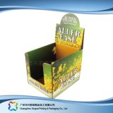 Boîte de empaquetage pliable de papier ondulée/de carton présentation (xc-dB-008)