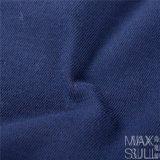 Buoni lane di elasticità e tessuti di Lycra nell'azzurro di blu marino