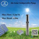 bomba de potência 4inch solar, bomba profunda de Weel, bomba submergível
