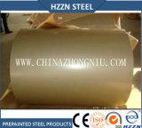 Rolo de aço Pre-Painted, PPGI, bobina de PPGI