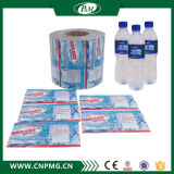 Étiquette de chemise de rétrécissement de PVC pour la bouteille en plastique