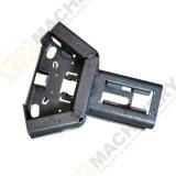 Части заварки изготовления структурно металла подвергая механической обработке
