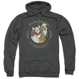 Фуфайка ватки пуловера людей черная (A553)