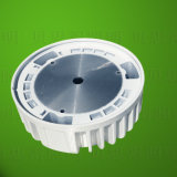 Lampe de coulage sous pression de l'aluminium DEL DEL du cylindre 15W