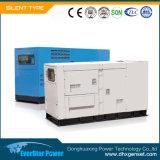 Генератор портативная пишущая машинка Genset силы электростанции электрический тепловозный производя установленный