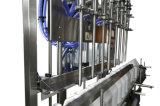 Maquinaria de etiquetado automática de la máquina de embotellado del petróleo