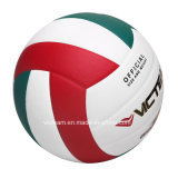 Bille gonflable de volleyball de la taille 5 officiels de PVC