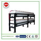 Pile alcaline 2016 rechargeable industrielle Ni-CD de qualité de Hengming Gnz100 1.2V100ah