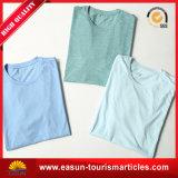 De T-shirt van Streetwear van de Douane van het Polo van de Combinatie van de Kleur van het ontwerp met ZijRitssluiting