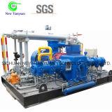 Компрессор газа петролеума нефтянного месторождения водяного охлаждения для химической промышленности