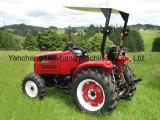 De Tractor van het Type van wielen met Dieselmotor