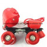 中国の卸し売り大人PUの車輪のローラースケートの靴製造業者