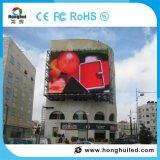 Farbenreiche im Freien P10 LED videowand für das Bekanntmachen der Bildschirmanzeige