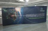 Стойка выставки ткани напряжения портативная, стойка индикации, торговая выставка (KM-BSS8)