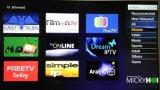 Cadre d'Ipremium IPTV TV avec le rêve libre IPTV 6000 Channles