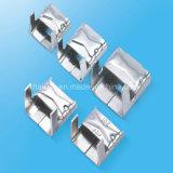 HochleistungsEdelstahl-Polyester überzogene Ohr-Lokt Streifenbildungs-Faltenbildung