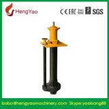 Pompa verticale dei residui di industria della sentina