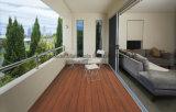 Solid Wood Plastic Composite 88 Red Antiskid Board