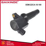 Paquet de bobine d'allumage d'OEM ZZCA-18-100 pour MAZDA 3, MAZDA 6, MERCURE