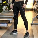 Deporte Legging de la gimnasia de las medias de la compresión de 2017 hombres