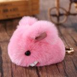 عمليّة بيع حارّ أصليّ [رإكس] أرنب فروة كرة في نموذج مختلفة