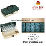 A bandeja da cor verde 2 classificou a caixa plástica