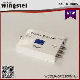 高品質GSM 900MHz 2gの3つの屋内アンテナポートが付いている移動式シグナルの中継器