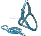 튼튼한 애완 동물 Harness&Leash 고정되는 /Dog 가죽끈 하네스 또는 고리 (KC0068)
