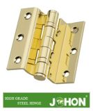 """Dobradiça da porta do manivela do aço ou do dobra do ferro (hardware do gabinete de 2.5 """"X2.5"""")"""