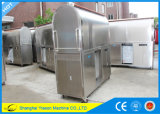 Ys-CF190 en acier inoxydable Mobile Stall Food Mobile Carts