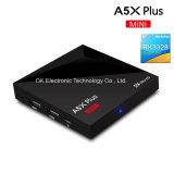 Novo A5X Plus Mini Rockchip Rk3328 Quad Core Android 7.1 TV Box 1GB / 8GB Set Top Box