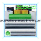 Ясная/покрашенная пленка любимчика твердая для вакуума и упаковки Thermoforming