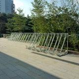 Шкаф PV00055 Bike новой конструкции Semi-Вертикальный напольный Горяч-Окунутый гальванизированный паркуя