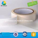 Cinta baja solvente cubierta cara doble bilateral del tejido del rodillo enorme