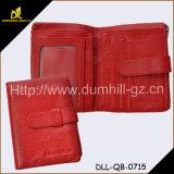 Оптовое портмоне кожи бумажника кожи бумажника женщины