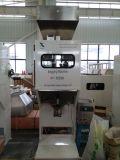 컨베이어와 재봉틀을%s 가진 말린 조개 자루에 넣기 기계