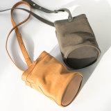형식 핸드백, 큰 수용량 PU Handag 의 물통 부대, 끈달린 가방