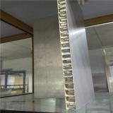 25 mm de espesor de aluminio de nido de abeja Junta Uso para puertas y mamparas