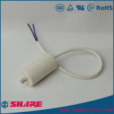 Condensador de corrida Sh del motor Cbb60 para los motores, la bomba de agua o la máquina de la colada