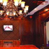 Assicella di disegno moderno & soffitto artistici di legno (GSP9-076)