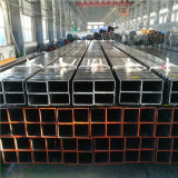 ASTM A500 GR. un S235jr 100X100 milímetro aislante de tubo del cuadrado de 4 pulgadas