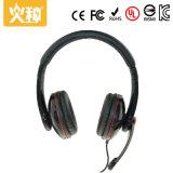 Hz 316는 마이크를 가진 Compouter 타전한 입체 음향 헤드폰을 도매한다