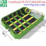 Trampolini quadrati poco costosi da vendere (trampolino 04)
