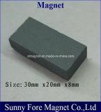 Rohstoff-Magnet ohne Oberflächenbeschichtung
