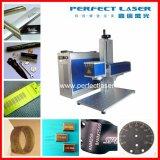 Высокоскоростная машина создателя лазера портативная пишущая машинка для металла и пластмассы