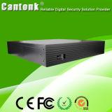Magnetoscopio H. 264 NVR della rete dell'OEM 64CH Ahd dal fornitore del CCTV (CK-L9364PN)