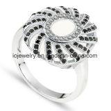 Sterlingsilber-Kronen-Ring der Soem-Fabrik-925